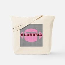 alabamafootball-pinkht Tote Bag