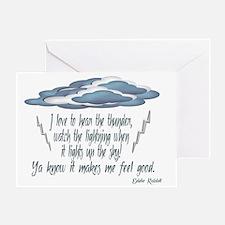 rainynight Greeting Card