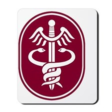 Army Medical Command - MEDCOM Mousepad