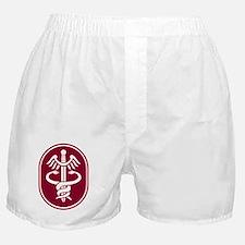 Army Medical Command - MEDCOM Boxer Shorts
