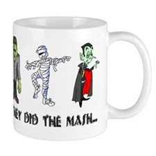 They Did The Mash... Mug