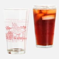 LasVegas_10x10_WelcomeSign_Brown Drinking Glass