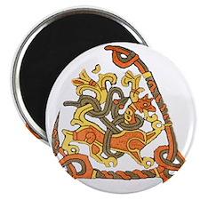 jelling rune stone Magnet