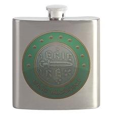 Eric Bloodaxe shield Flask