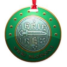 Eric Bloodaxe shield Ornament