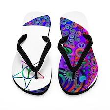 moon_logo10x10 Flip Flops