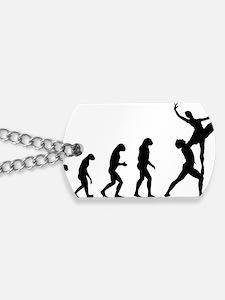 evolutionballet5 Dog Tags