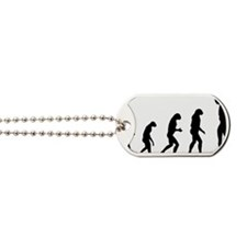 evolutioncheerleader Dog Tags