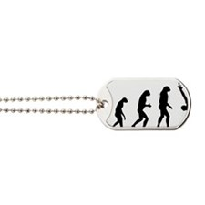 evolution breakdance Dog Tags