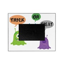 Trick Or Treat Tote Picture Frame