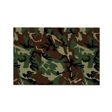 camo_18x12-5 Rectangle Magnet