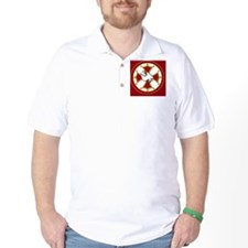 Logo - button T-Shirt