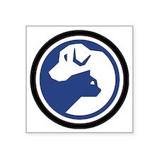"SPCA logo 2013.gif Square Sticker 3"" x 3"""