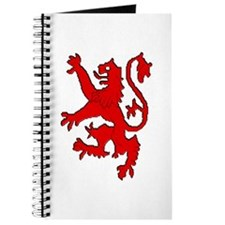 Scottish red lion rampant Journal