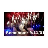 "Remember 9 11 3"" x 5"""