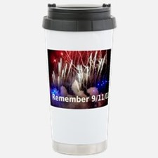 remember Stainless Steel Travel Mug