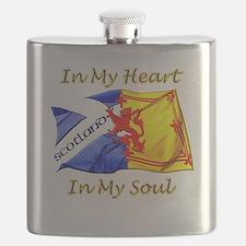 in my heart scotland darks Flask