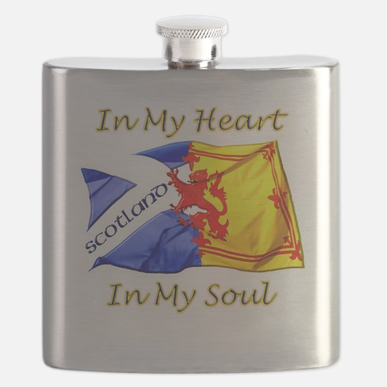in my heart scotland darks Flask