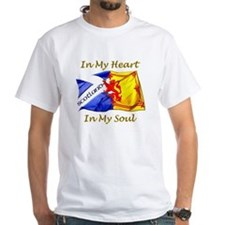 in my heart scotland darks Shirt