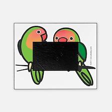 lovebirds Picture Frame
