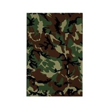 camo_13-5x18v Rectangle Magnet