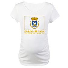 San Juan Flag Shirt