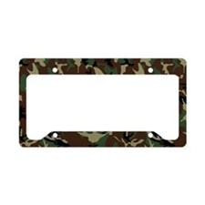 camo_18x12h License Plate Holder