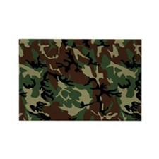 camo_18x12h Rectangle Magnet