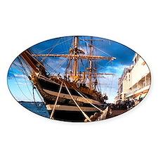 Italian Tall Ship Amerigo Vespucci  Decal