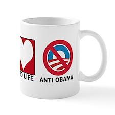 anti obama BS Mug