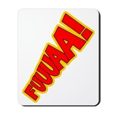 FUA_Wt Mousepad