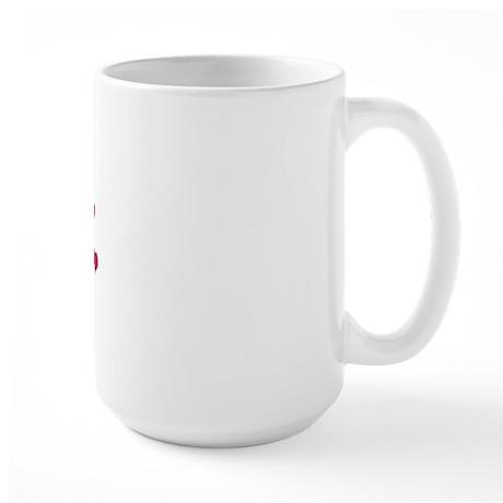 Radio Whore Large Mug