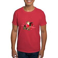 Christmas Night Squirrel T-Shirt