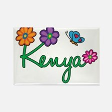 Kenya Rectangle Magnet