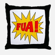 FUA_Wt2 Throw Pillow