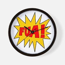 FUA_Wt2 Wall Clock