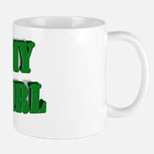 Army girl Mug