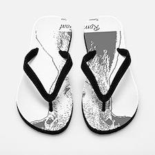 LGLOGO Flip Flops