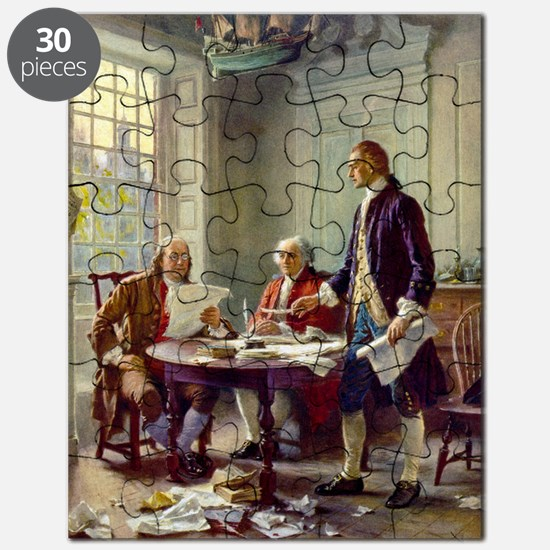 Signing_of_Declaration_of_Independence Puzzle