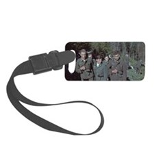 Soldiers3 Luggage Tag