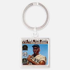 Nelson_WeAretheShipBook.medals-1 Square Keychain