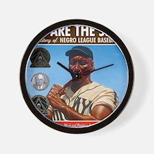 Nelson_WeAretheShipBook.medals-1 Wall Clock