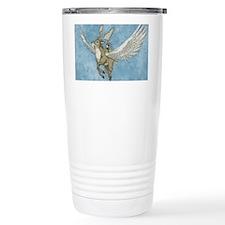 Peryton_greetingcard Travel Coffee Mug