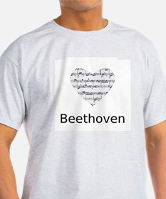 Beethoven pillow T-Shirt