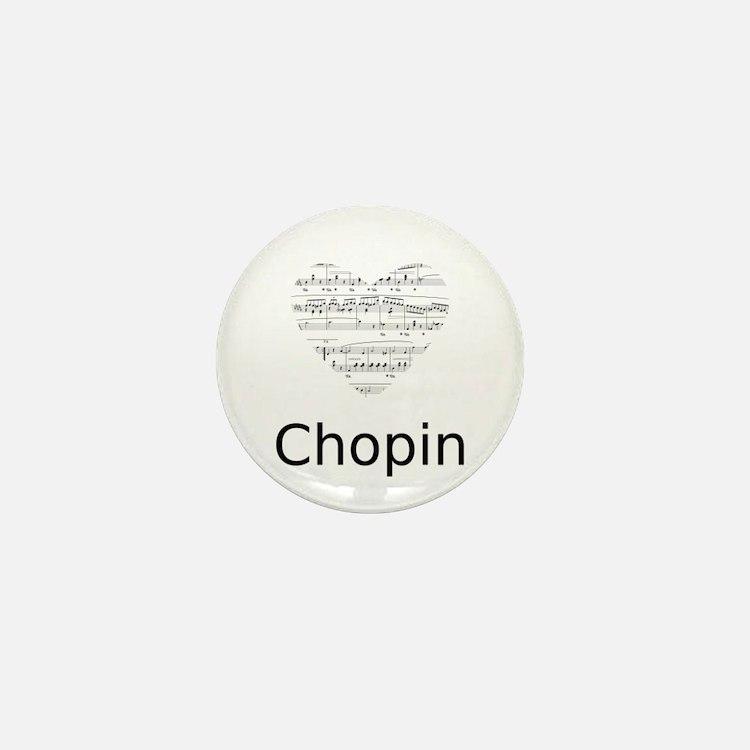 Chopin pillow Mini Button
