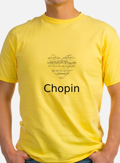 Chopin pillow T