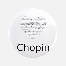 """Chopin pillow 3.5"""" Button"""