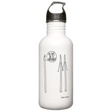 codependent mini poste Water Bottle
