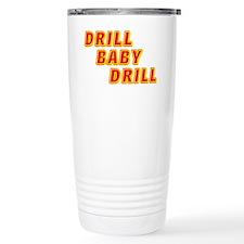 DRILL BABY Travel Coffee Mug
