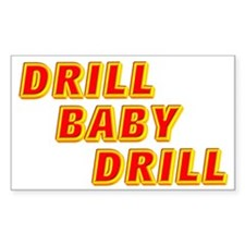 DRILL BABY Decal